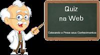 Professor apresentando o Quiz na Web