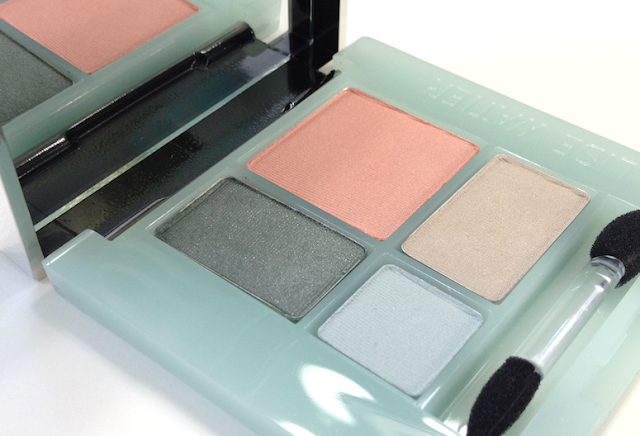 Lise Watier Quatuor Pastel Power Eyeshadow Quartet