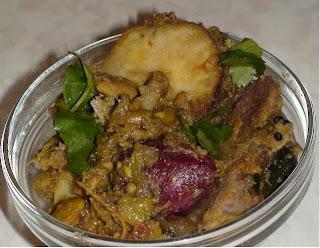 Gujarati Undhiyu Recipe
