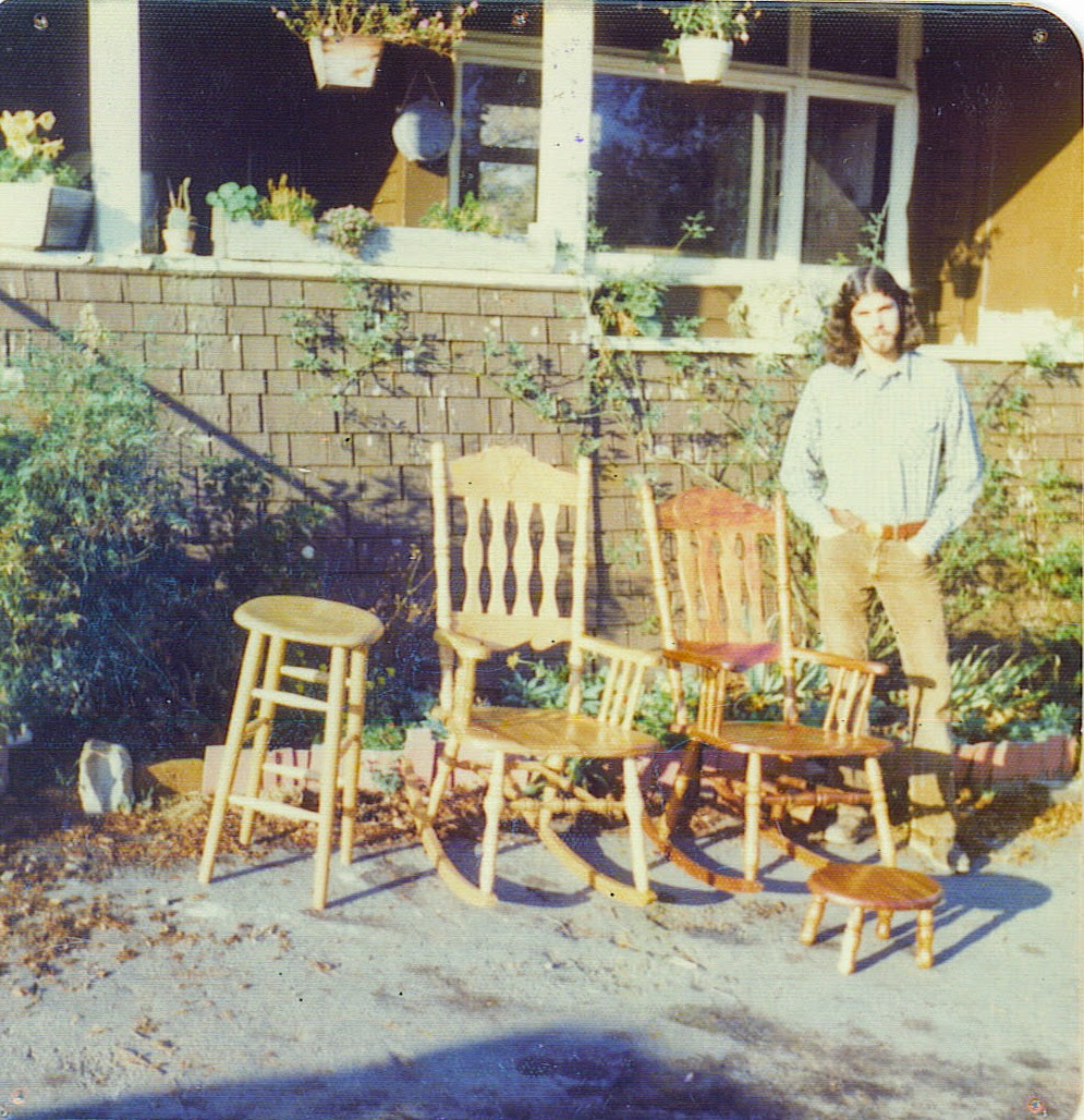 The Front Yard At 2100 Santa Cruz Avenue, Menlo Park, CA, Previously Known  As The Chateua, Back In The Mid 70s (thanks To Robert For The Photo)