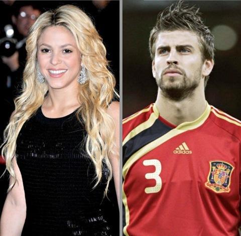 shakira pique 2011. Shakira Pique