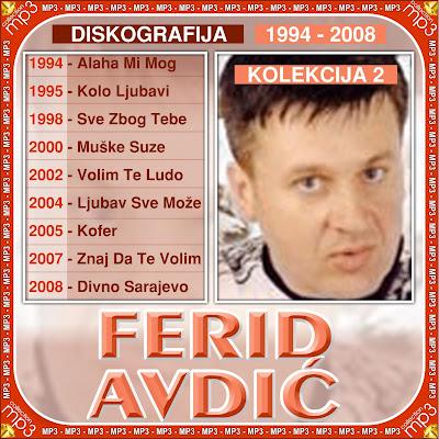 Ferid Avdic – Diskografija (1981-2008) Ferid+Avdic+2-1