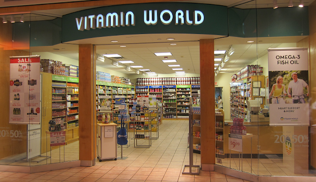 Vitamin World em Nova York