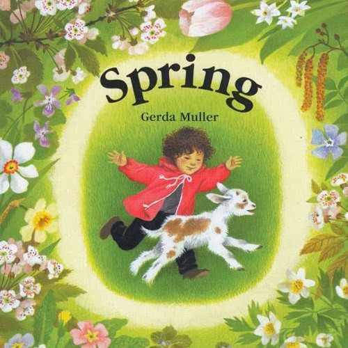 bookcover of SPRING by Gerda Muller