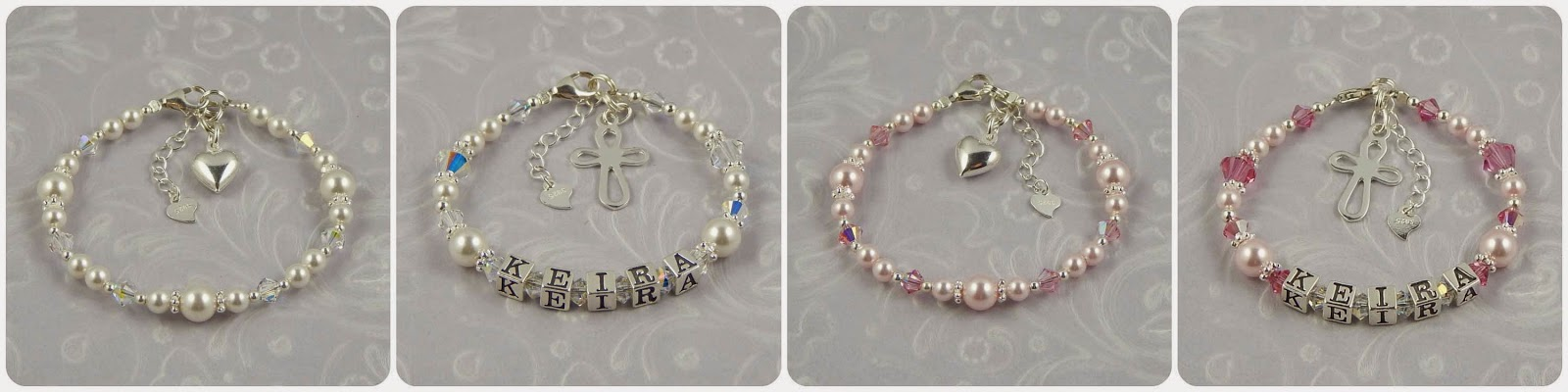 Christening jewellery range