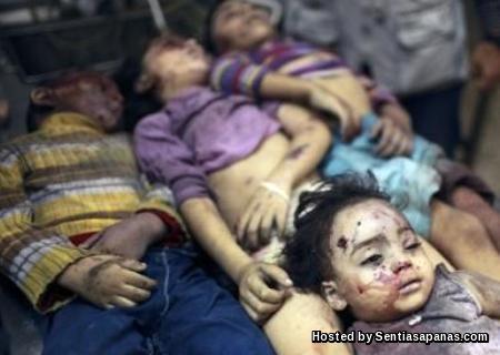 Anak-anak-Palestin-Dibunuh