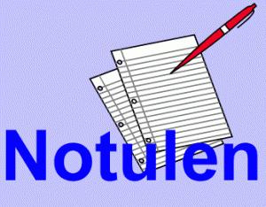 notulen rapat,cara membuat notulen rapat,notulen,rapat,contoh notulen,rapat sidang