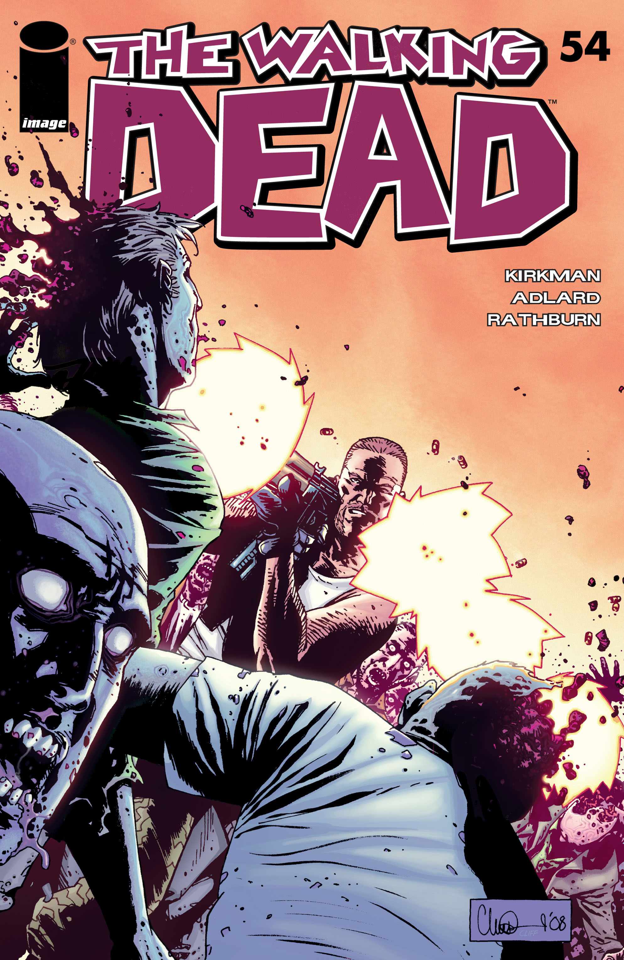 The Walking Dead 54 Page 1