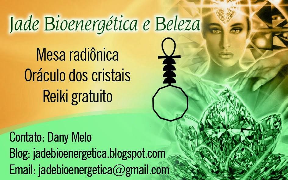 Jade Bioenergética e Beleza