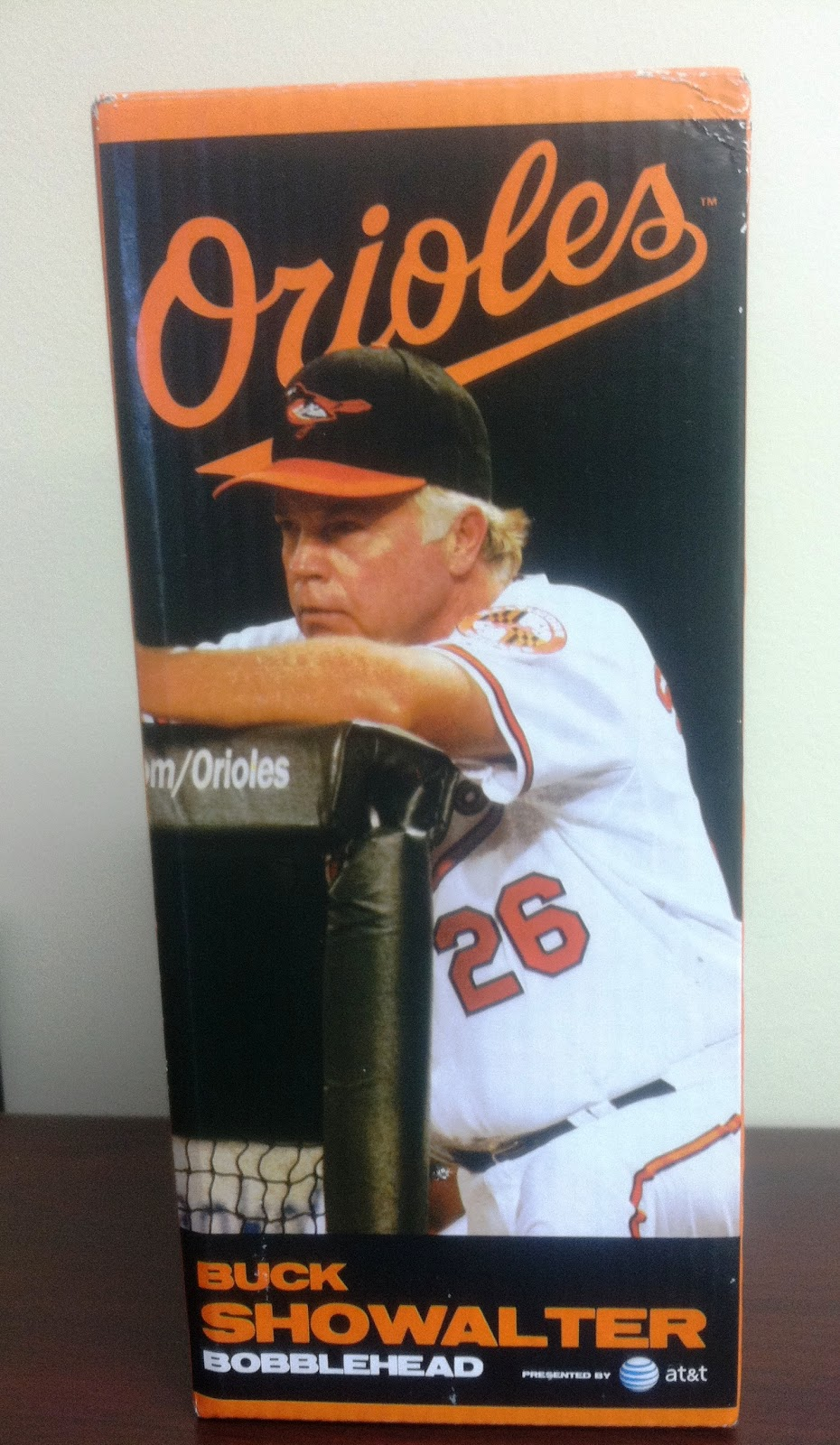 76a7fc1bf45 The Great Orioles Autograph Project  Orioles Bobblehead of the Week ...