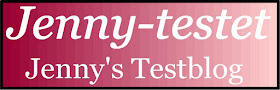 Jennys Testblog - immer wieder interessant - reinschauen lohnt sich!