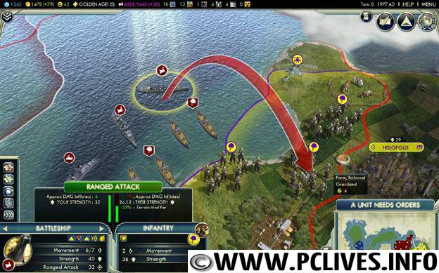 download pc game Civilization V Gods and Kings expansion full version free