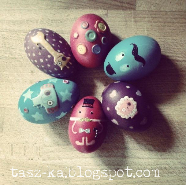 Easter time…