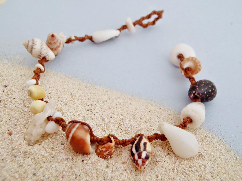 Deniz Kabuklarından Küpe Yapımı