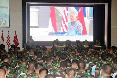 Jenderal TNI (Purn) Try Sutrisno : TNI Selalu Mampu Melaksanakan Tugasnya