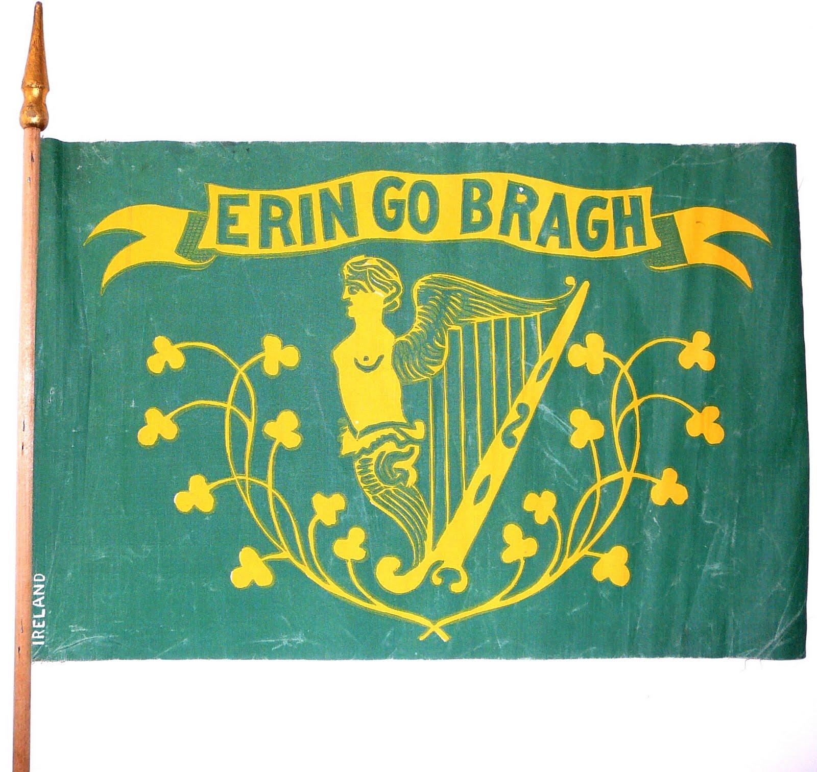 how to say erin go bragh