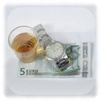 Truco en el bar revelado, Tiempo es dinero