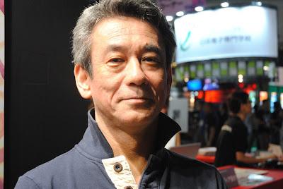 Final Fantasy XV Shinji Hashimoto