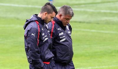 Así analizó Borghi a la selección Colombia