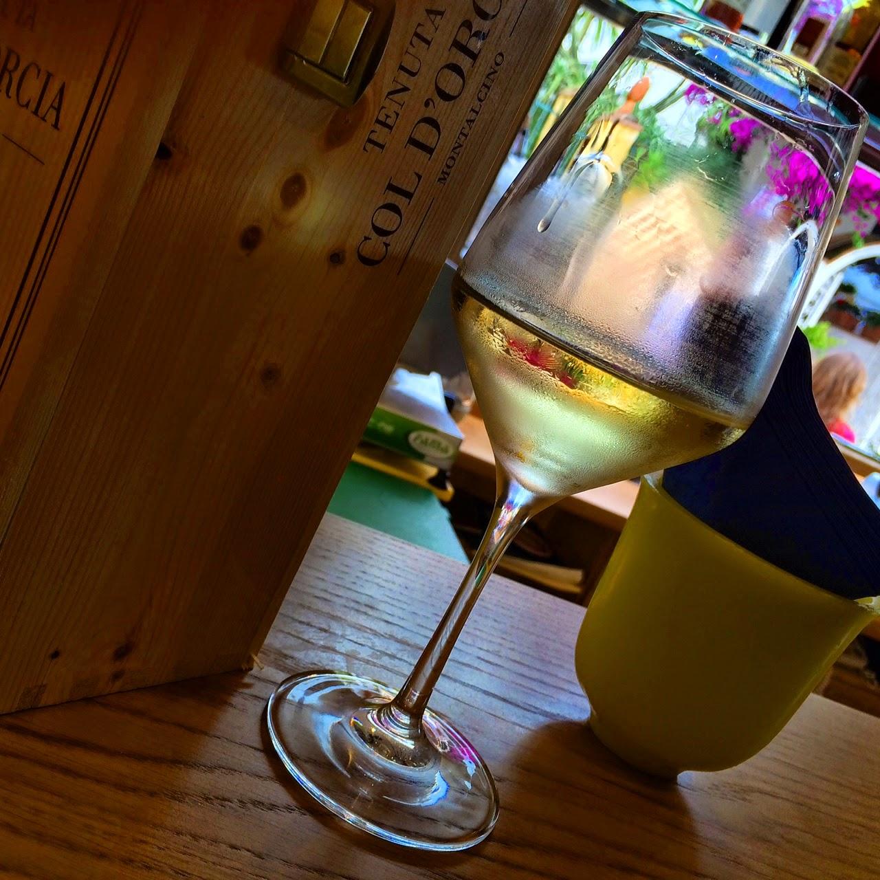 wine tasting in capri