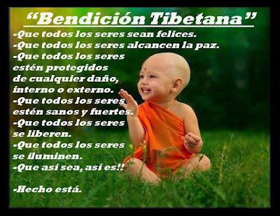 Bendición Tibetana