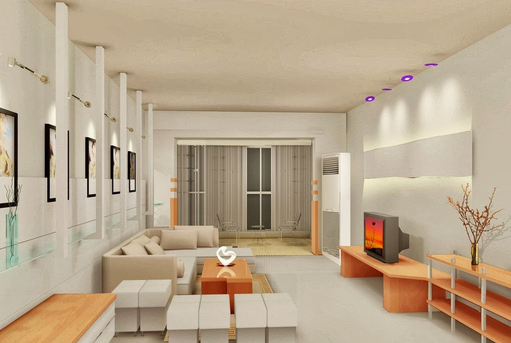 Presenting Living Room In 3D View.. And Software. Better And Best To  Understand And Give A Complete View To Your Client With Such Work. Part 73
