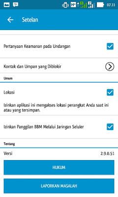 BBM BACKUP STICKER 2.9.0.51 APK