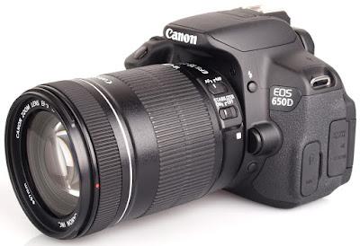 Daftar Harga Kamera Canon Lengkap Semua Type Terbaru
