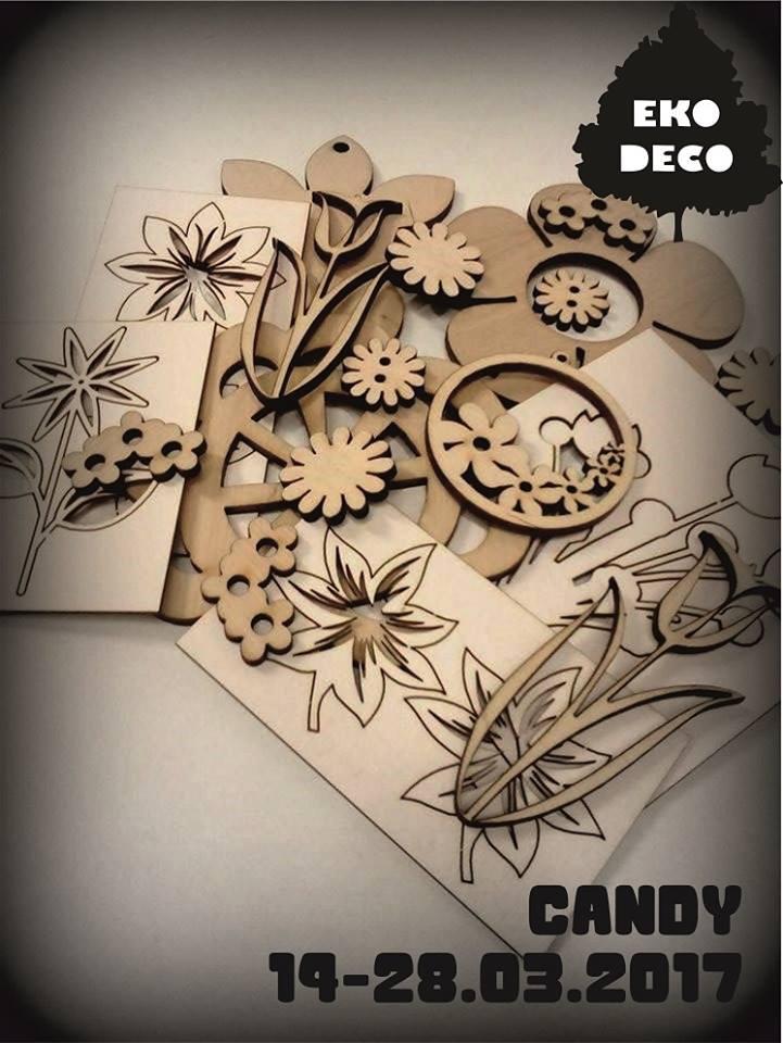 Candy EKO-DECO