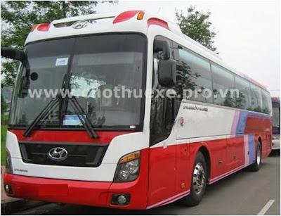 Cho thuê xe đi Tuyên Quang giá rẻ