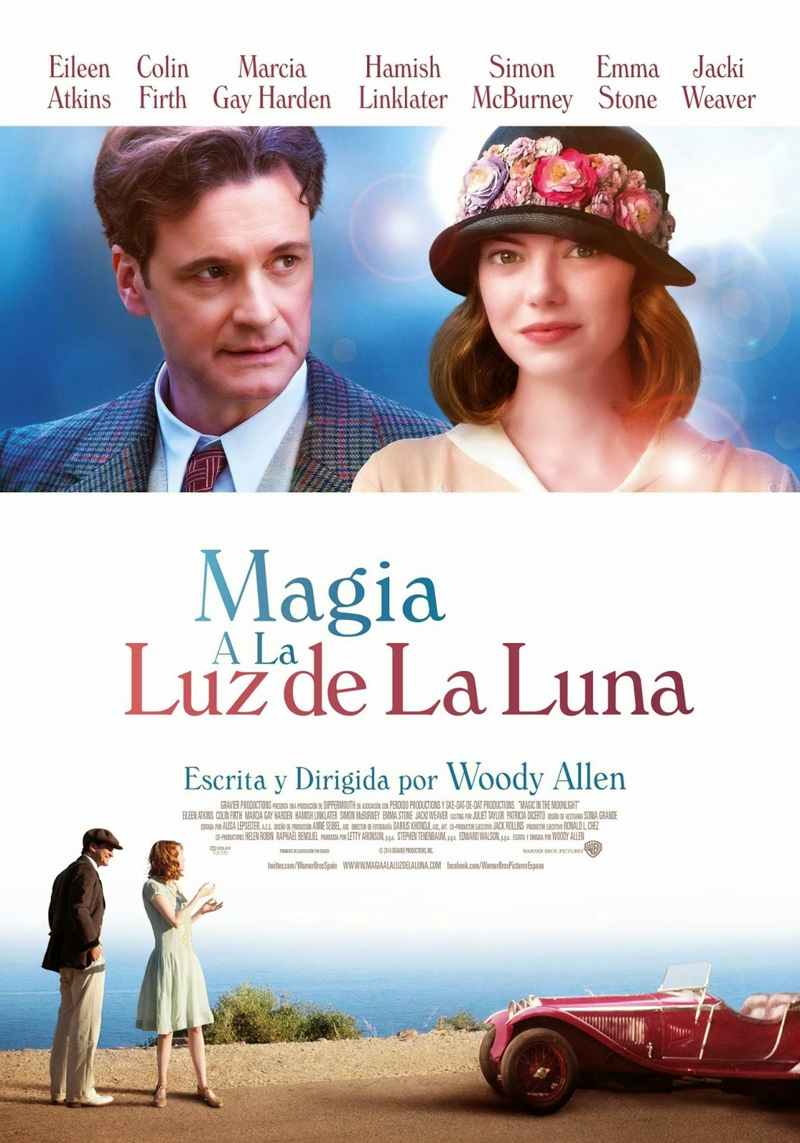 Magia A La Luz De La Luna (Magic In The Moonlight) (2014)