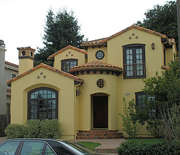 New home designs latest spanish homes designs pictures Spanish mediterranean style house plans
