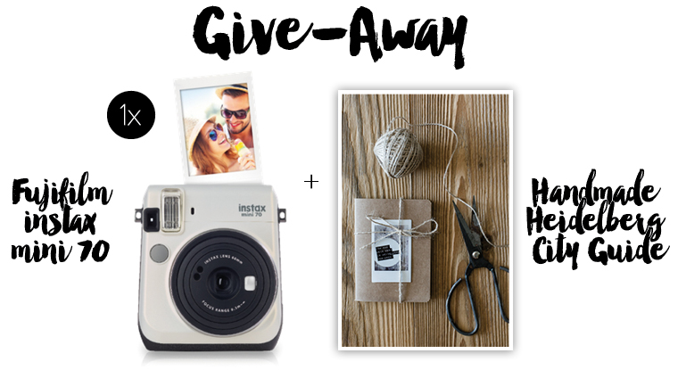 Giveaway bei Nadine