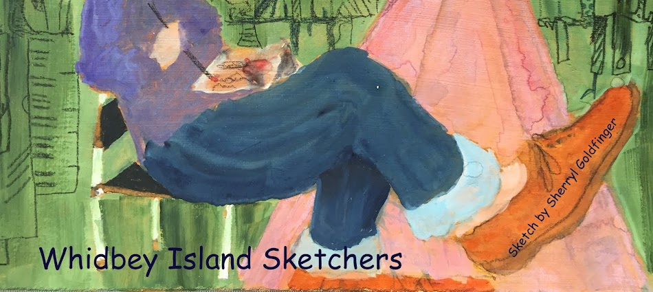 Whidbey Island Sketchers