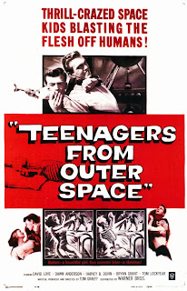Retro Sci-Fi Weekend:  'Teenagers From Outer Space'