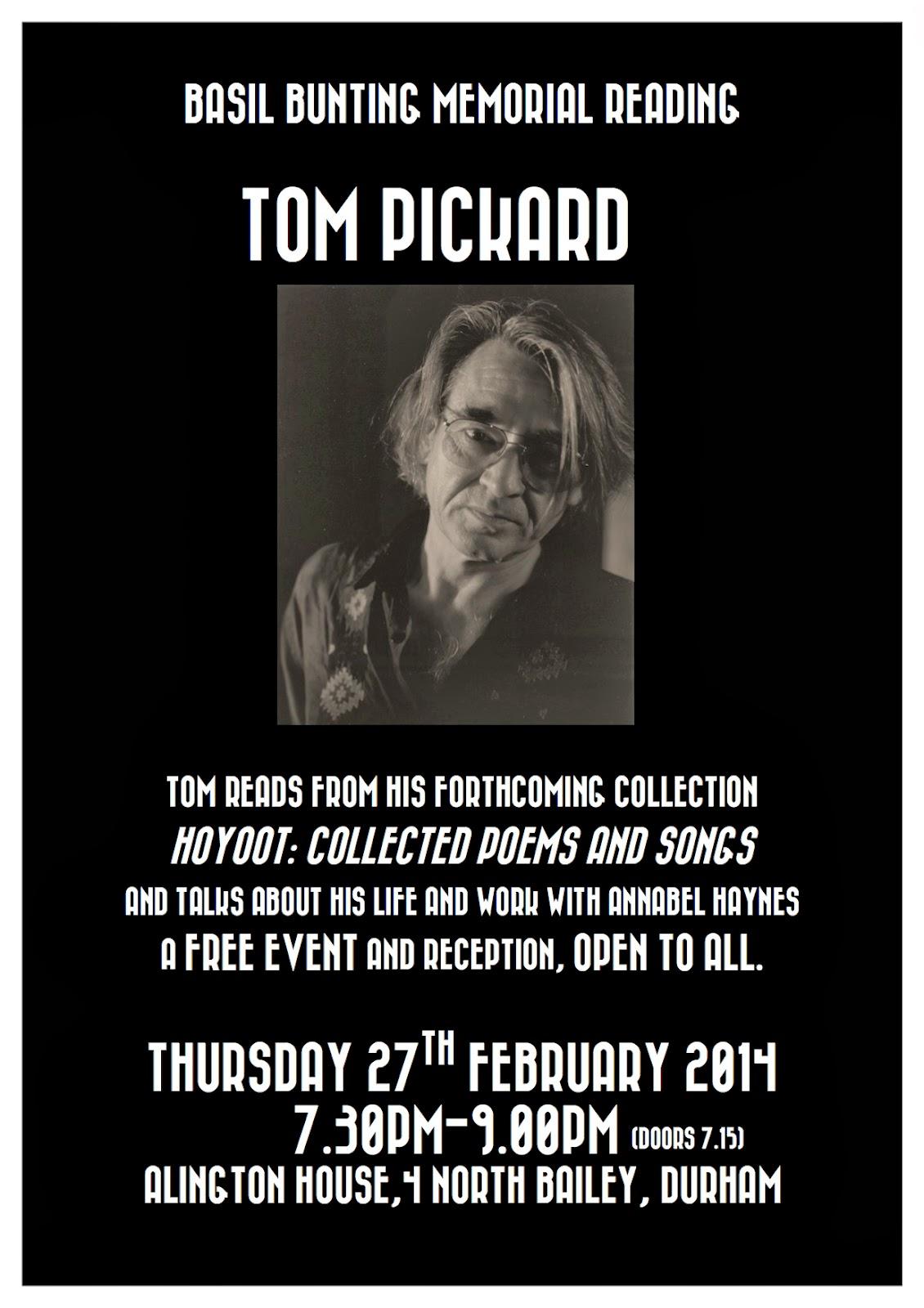 Tom Pickard