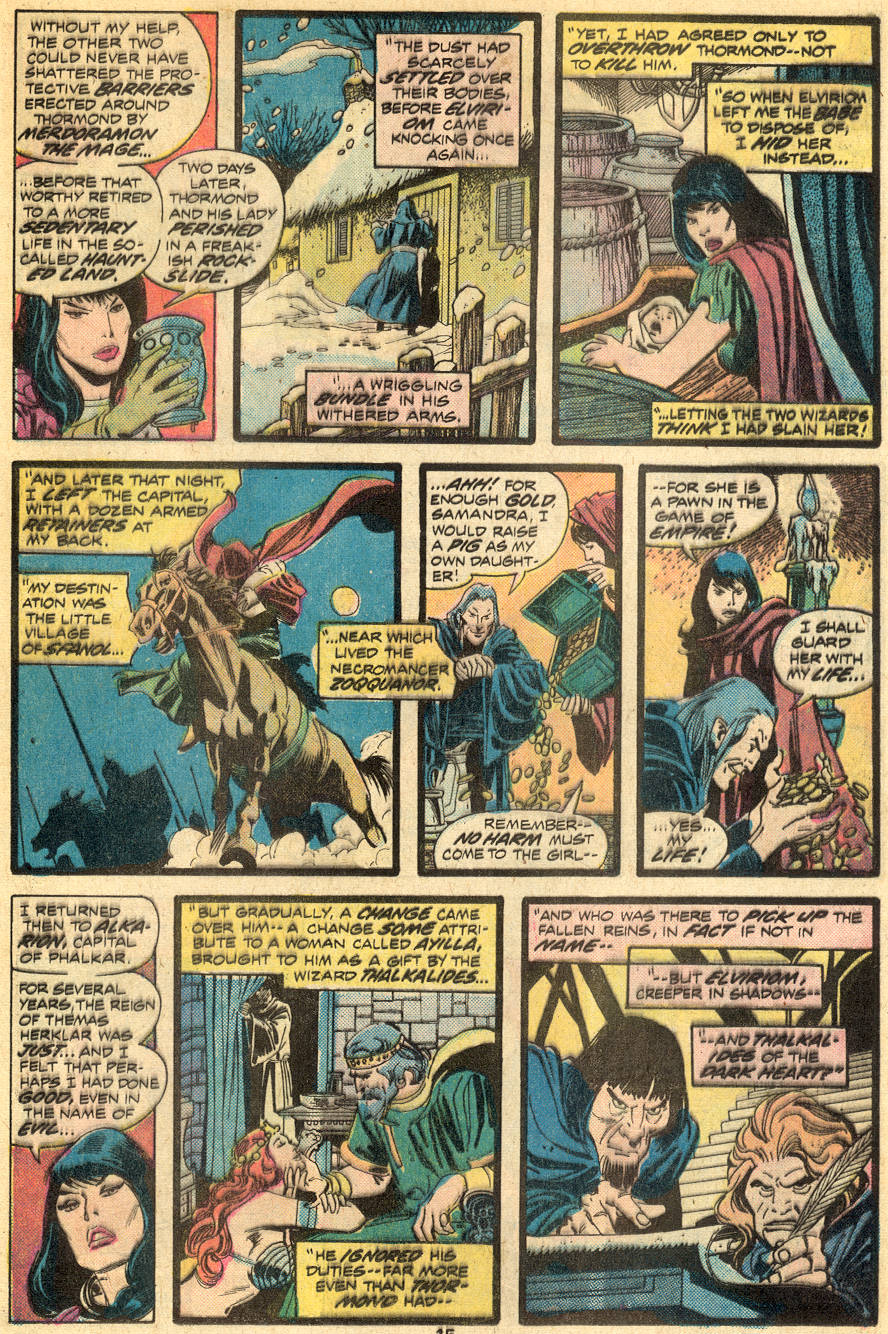 Conan the Barbarian (1970) Issue #50 #62 - English 10