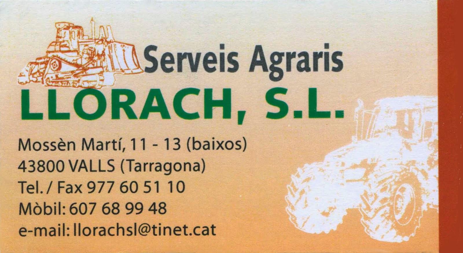 LLORACH SERVEIS