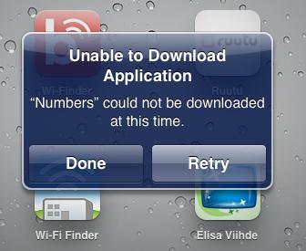IPhone, iPad tai iPod touch ei mene pälle tai se jumittuu - Apple-tuki