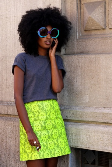 Style Hit of The Week: Julia Sarr-Jamois