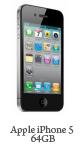 Spesifikasi Apple iPhone 5 64GB