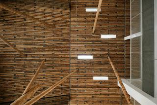 Interior hotel de diseño japon