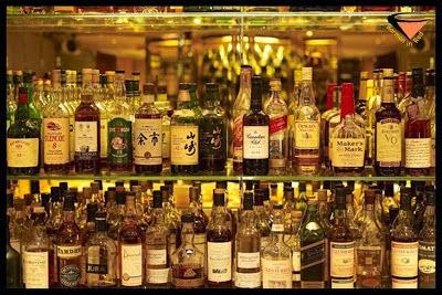 bares de whisky