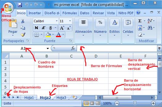 manual de inform tica microsoft office excel 2007 rh informaticamanual blogspot com Microsoft Office Excel 2007 Clipboard microsoft office excel 2007 manual de utilizare