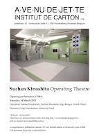 Suchan Kinoshita: Operating Theatre