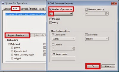 Cara Mudah Mempercepat Kinerja Windows 7