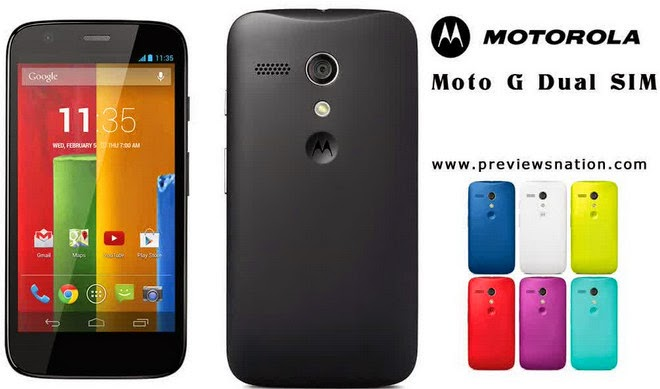 Harga Motorola Moto E Dual Sim