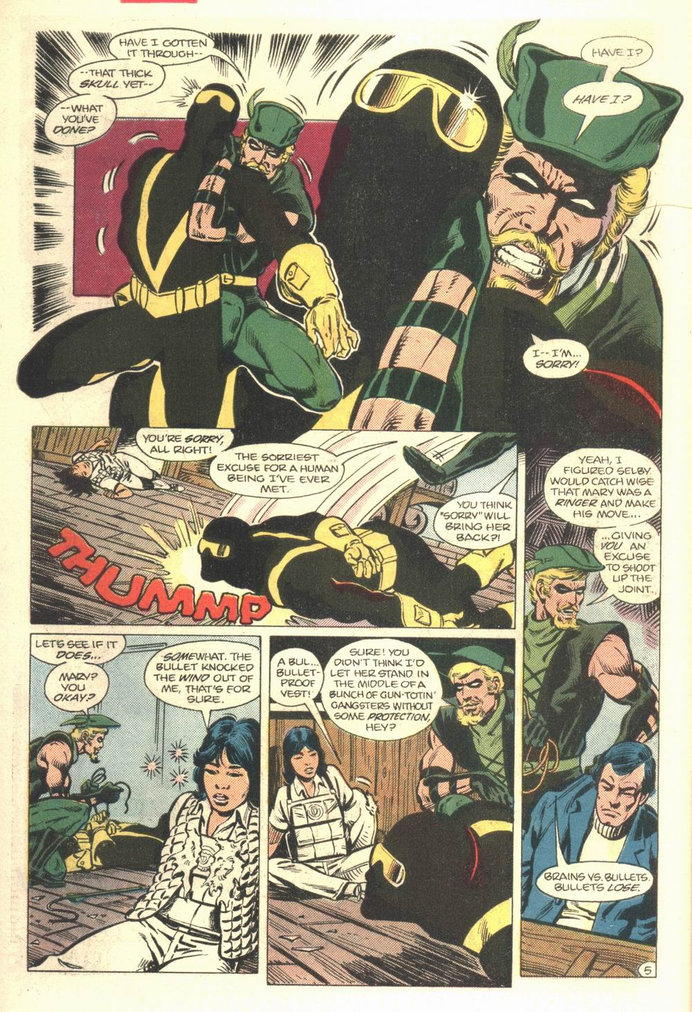 Detective Comics (1937) Issue #548 Page 23