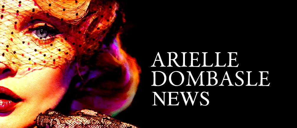 Arielle Dombasle News