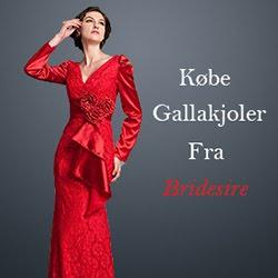 Gallakjoler fra Bridesire 2017